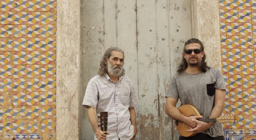 Duo Moron: música instrumental no Chico Discos