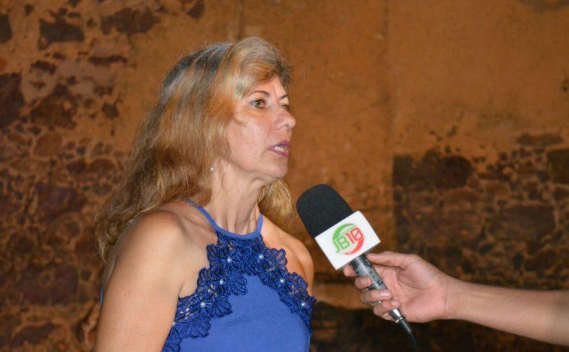 Radialista de Alcântara é autora do texto encenado na Via Sacra