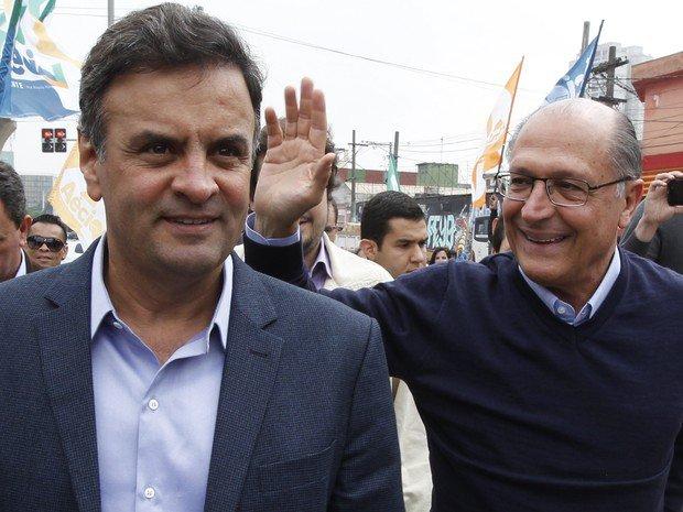 """""""Justiceiros"""" imolam Aécio Neves para blindar Geraldo Alckmin"""