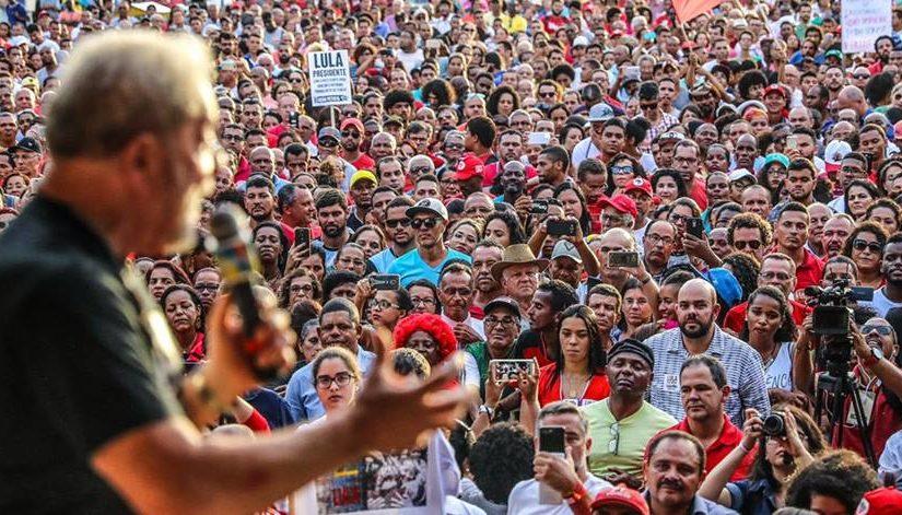 Só o povo na rua salva Lula e a democracia