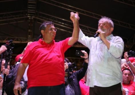 PT reitera apoio à reeleição de Flavio Dino, mas quer a vaga de vice ou Senado