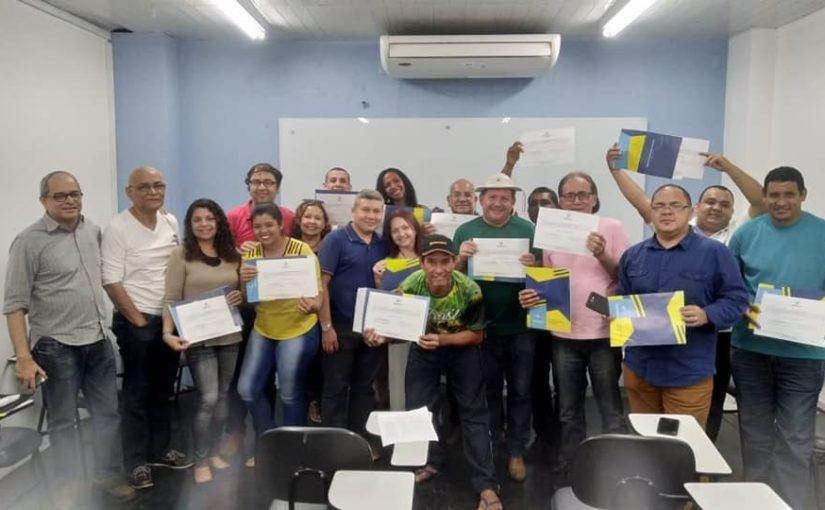 Estácio e Abraço finalizam curso de capacitação para radialistas de emissoras comunitárias