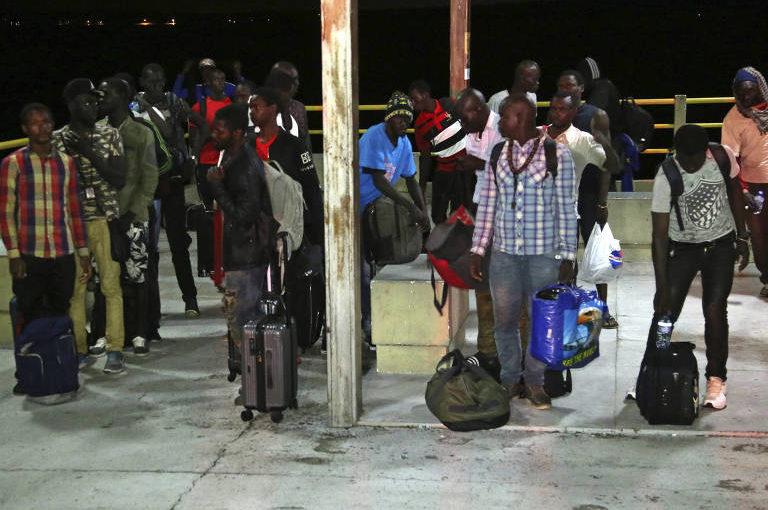 Imigrantes resgatados no Maranhão recebem documentação de permanência provisória no Brasil