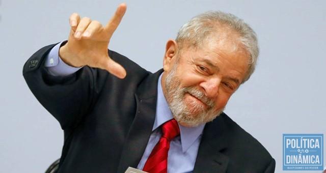 Lula continua liderando as intenções de voto para Presidência da República