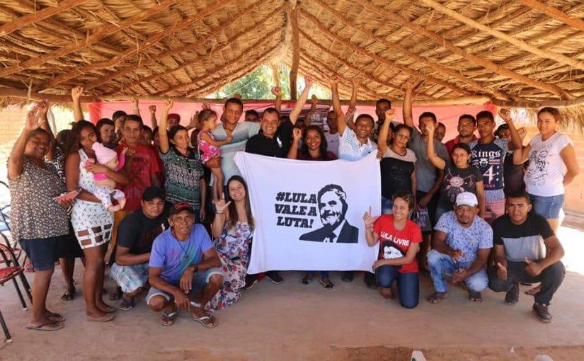 Luiz Henrique convoca a militância para o Encontro de Tática Eleitoral do PT: Lula Livre e Flávio Dino governador