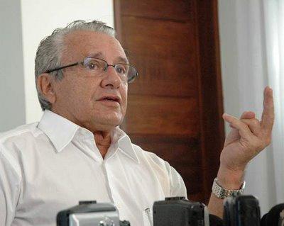 Após acidente, Zé Reinaldo mantém candidatura ao Senado