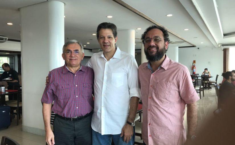 Relação polêmica entre Saulo do PSOL e Natalino Salgado precisa ser explicada