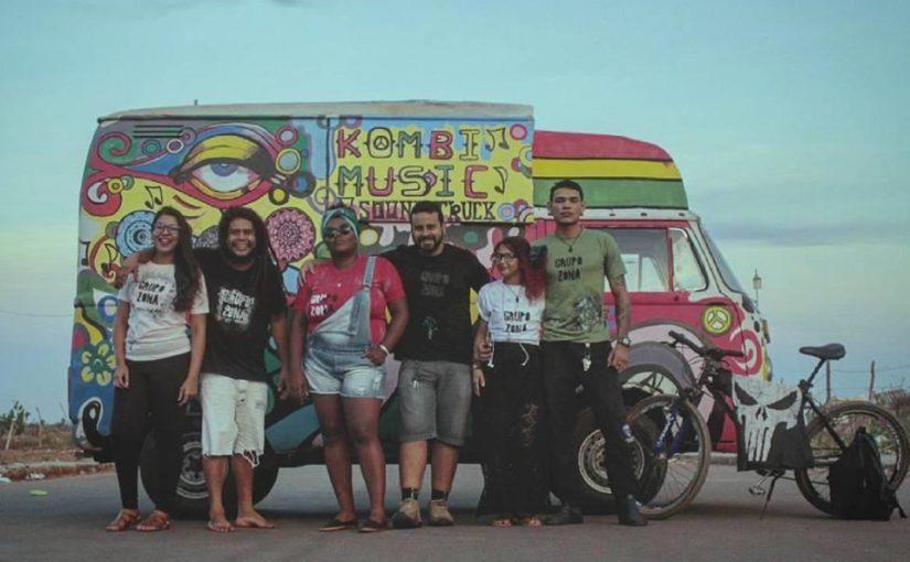 Domingo: música na Kombi e pôr do sol na Casa d'Arte
