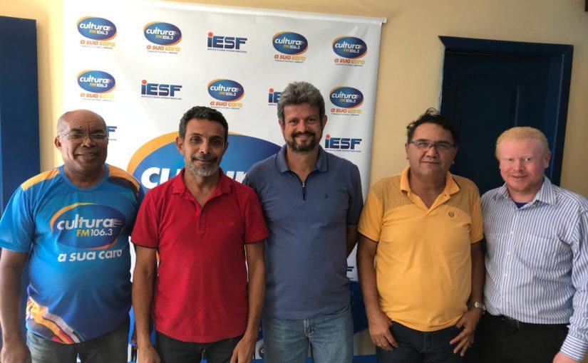Rádio comunitária Cultura FM prossegue sabatina com os candidatos majoritários no Maranhão