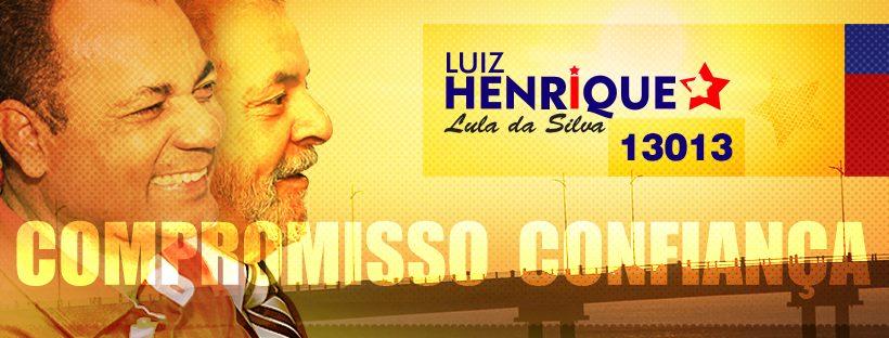 Homenagem de Luiz Henrique aos 406 anos de São Luís