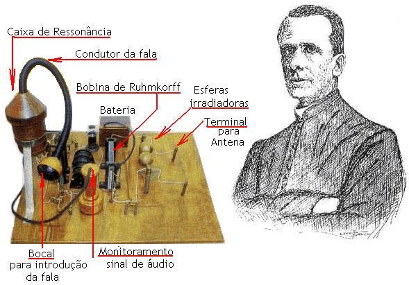 Documentário conta a história do padre Landel de Moura, o inventor do rádio