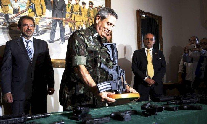 VIOLÊNCIA S/A: indústria de armas e a onda fascista no Brasil