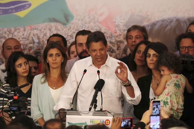 Votação de Haddad precisa ser convertida em unidade do campo democrático