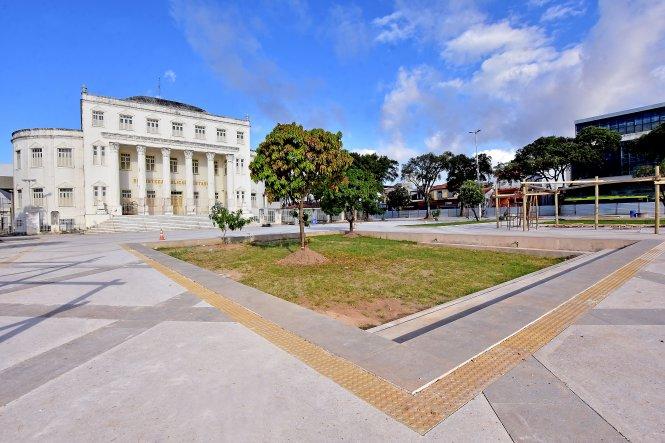 Praça Deodoro: um conto de fadas no Centro de São Luís