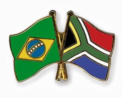 Desafio Brasil x África terá futebol, música e culinária