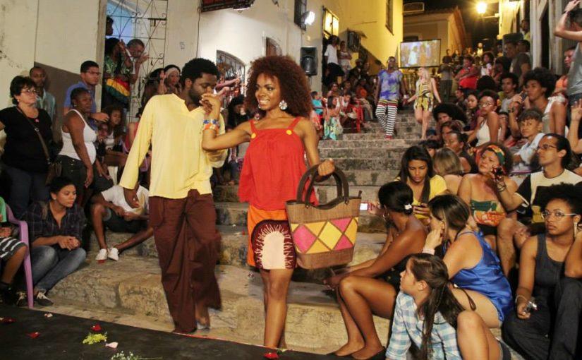 Têka Arts promove desfile de moda com tema quilombola