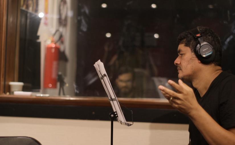 """Rádio comunitária Bacanga FM estreia """"Fôlego Curto: Dramas para Ouvir"""""""
