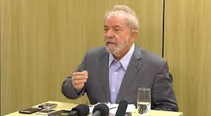 """""""Moro tem certeza que eu sou inocente"""", afirmou Lula na entrevista aos jornais Folha de São Paulo e El País"""