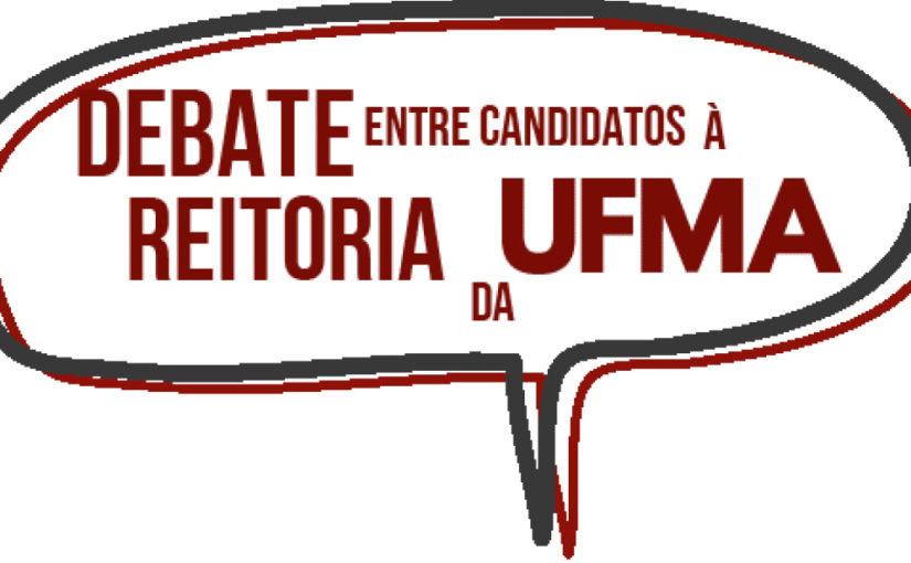 Apruma promove debate entre candidatos à Reitoria da Ufma