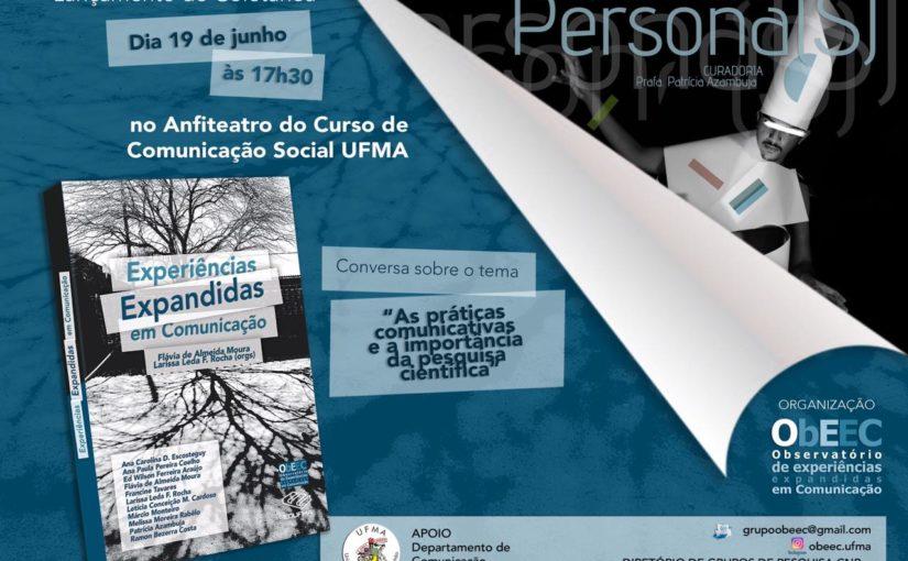 ObEEC lança coletânea sobre Experiências Expandidas em Comunicação nesta quarta, 19