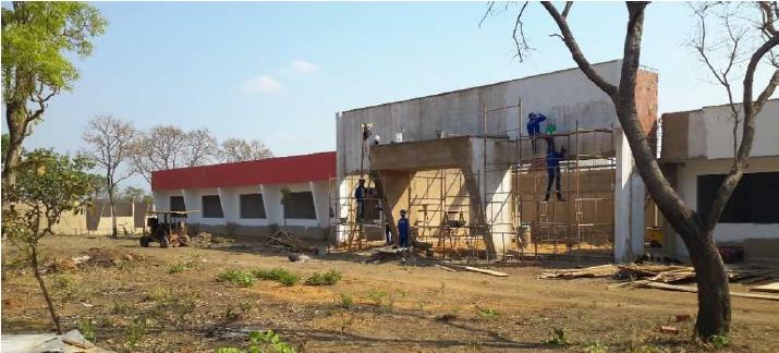 Polícia Federal investiga desvios de R$ 4 milhões em obras no campus de Balsas até 2015