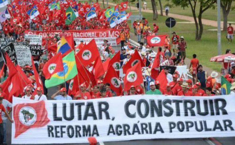 MST inaugura espaço político e cultural em São Luís