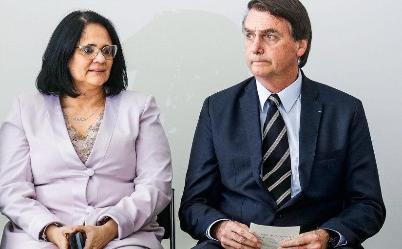 Damares não veio! Sob protesto, Assembleia Legislativa concedeu homenagem sem a presença da ministra em São Luís