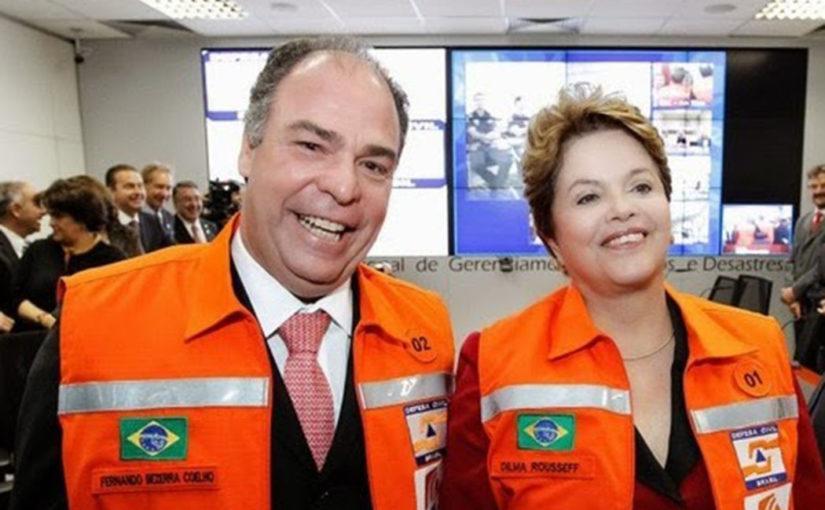 Líder de Bolsonaro, denunciado por recebimento de propina, foi ministro de Dilma Roussef