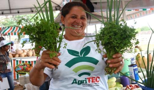 Mais de 1 mil agricultores participaram de cursos e oficinas na Agritec Barreirinhas