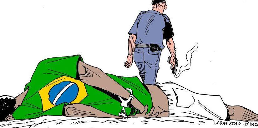 Latuff será homenageado no 2º Congresso Nacional dos Policiais Antifascismo