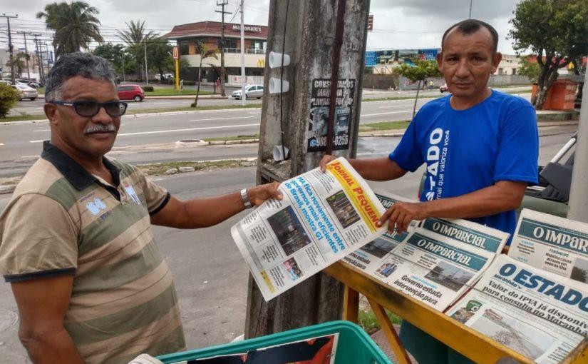 Os últimos jornaleiros de São Luís