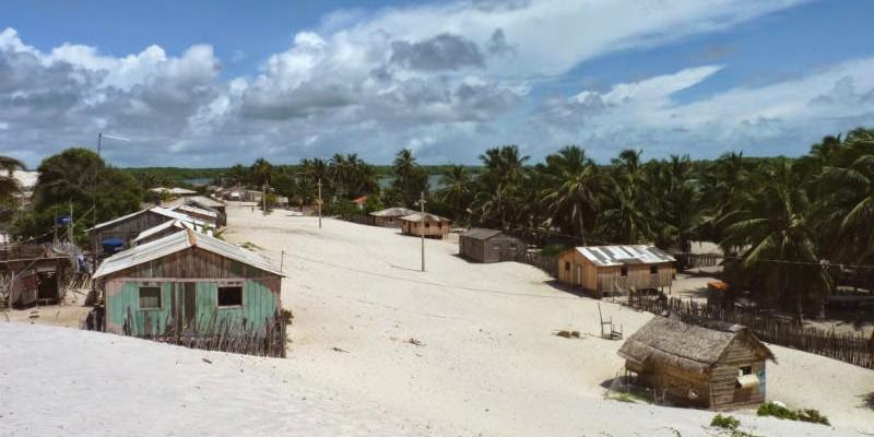 Enredo da Tuiuti (RJ) traz encantaria da Ilha dos Lençóis, no Maranhão