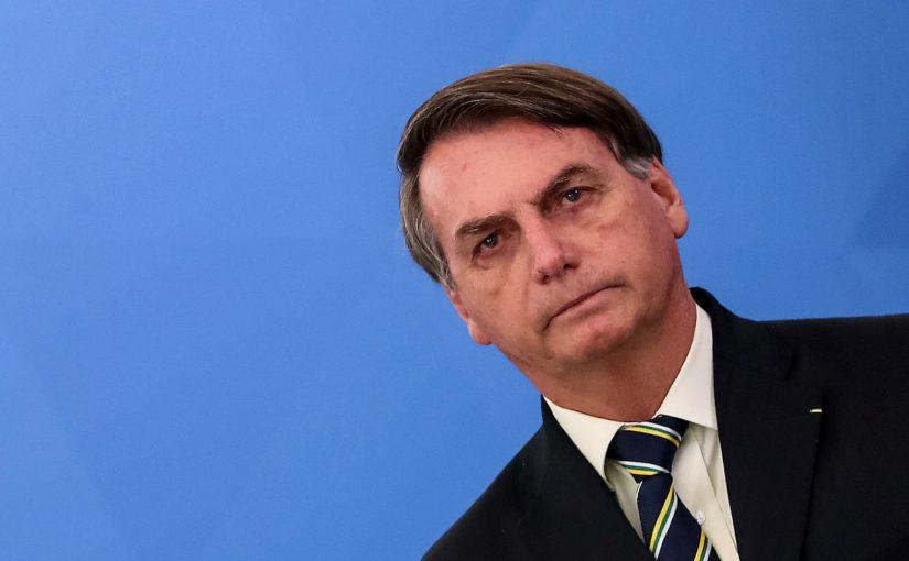 Bolsonaro está em isolamento político