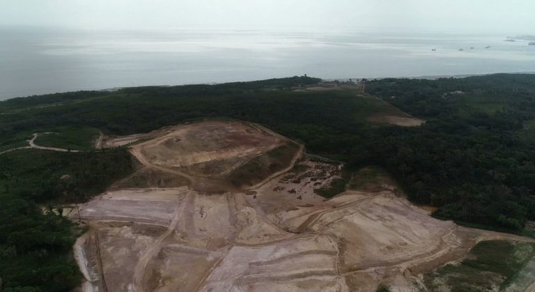 Corte de árvores em São Luís: o buraco é mais embaixo