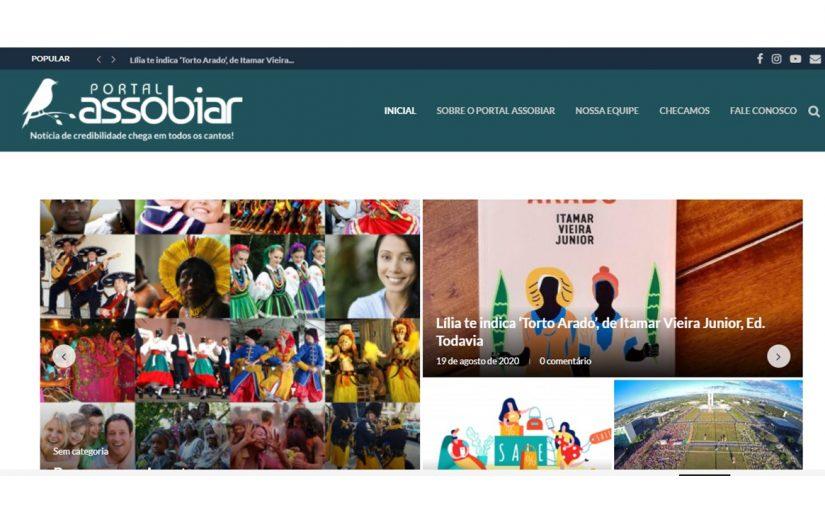 Portal Assobiar: jornalistas inauguram plataforma colaborativa na região Chapada das Mesas, no Maranhão