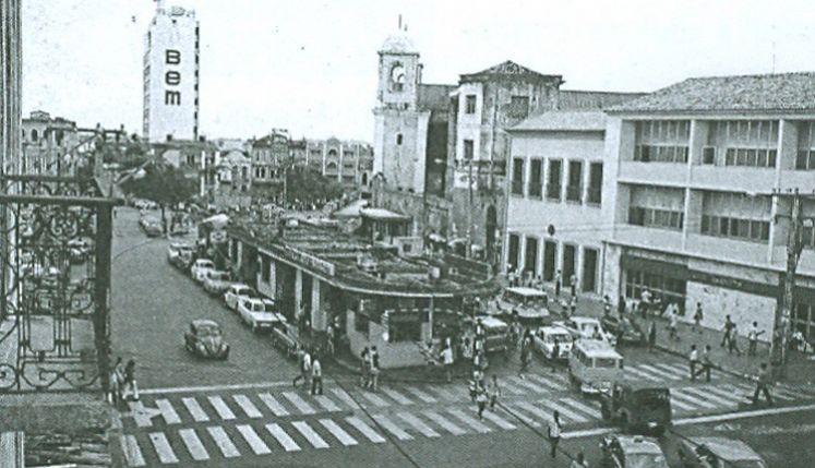 """Estariam """"higienizando"""" o Centro Histórico de São Luís?"""