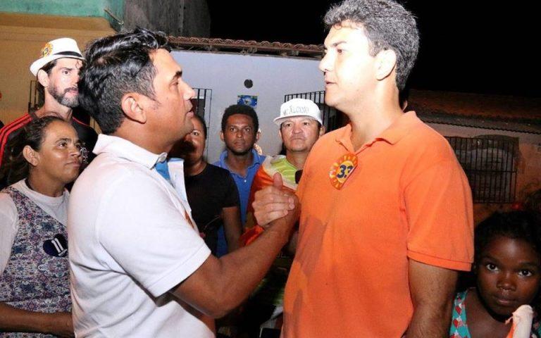 Coronelismo no PSDB ameaça a pré-candidatura de Wellington do Curso