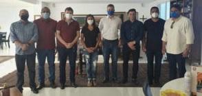 Coligação de Neto Evangelista reúne Roseana Sarney, o PSL bolsonarista e o PDT de Weverton Rocha