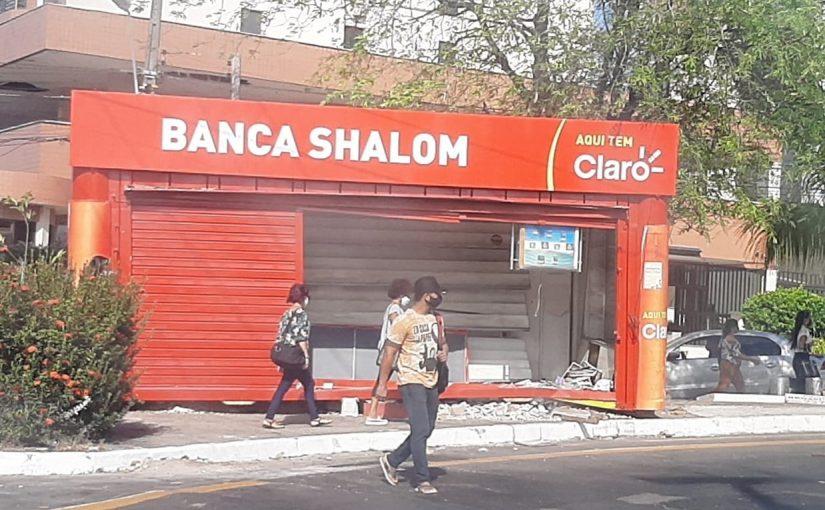 Defensoria Pública ajuíza ação para obrigar a Prefeitura de São Luís a realocar as bancas retiradas sem ordem judicial no Renascença