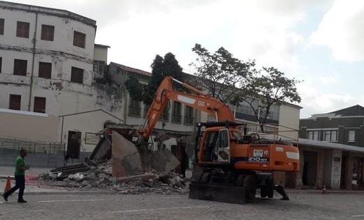 Era uma vez o velho abrigo do Centro Histórico de São Luís