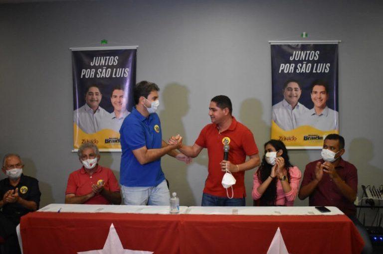 PT de São Luís vai rachado ao 2º turno: maioria apoia Duarte Junior e a CNB segue Eduardo Braide