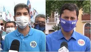 A construção dos discursos de Eduardo Braide e Duarte Junior na propaganda eleitoral da TV