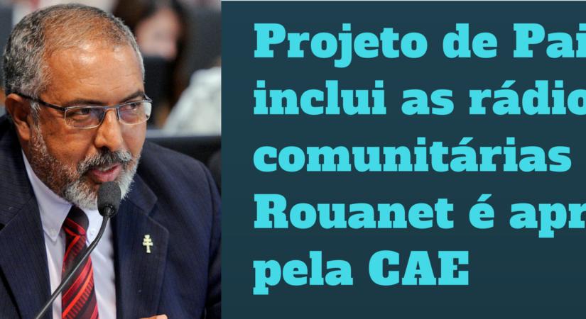 Após mobilização da Abraço, comissão do Senado aprova projeto que beneficia rádios comunitárias