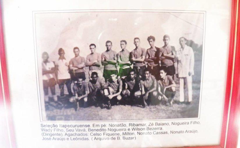 Rádio de alto-falante e o futebol nas memórias de Itapecuru-Mirim
