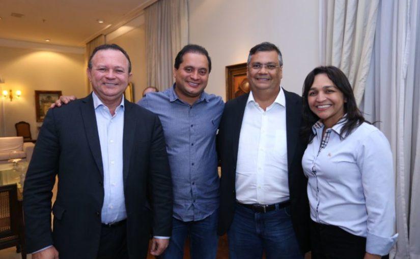 Gleisi Hoffmann afirma que o PT tem vontade e nome para compor a chapa majoritária de Flávio Dino