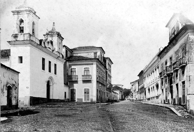 Memórias de São Luís: site Agenda Maranhão conta a história da rua do Egito