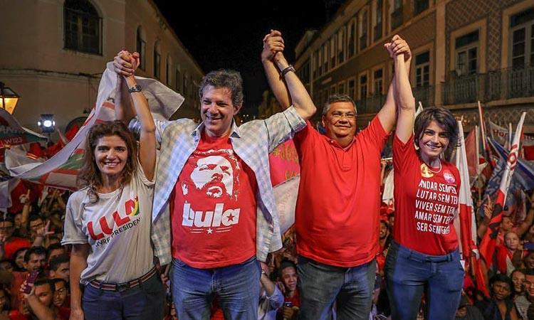 Lula abandona Sarney no Maranhão