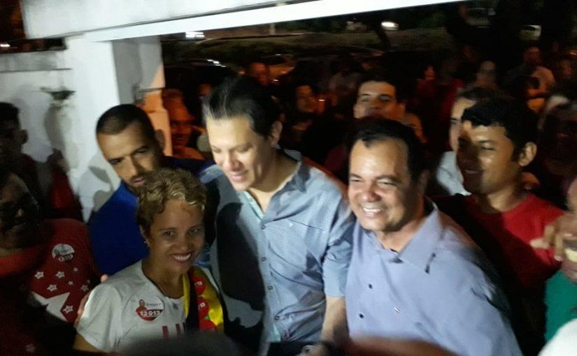 Luiz Henrique inaugura comitê central com lideranças de todo o Maranhão