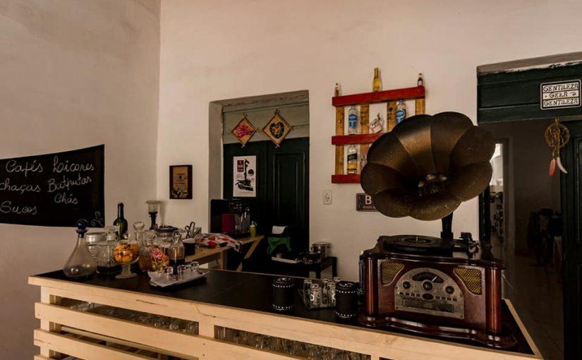 Café e filosofia em Alcântara