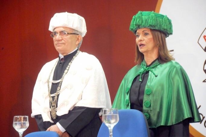 Reitora Nair Portela exonera Natalino Salgado e deflagra a sucessão na UFMA